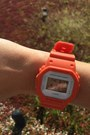 Resin-casio-watch