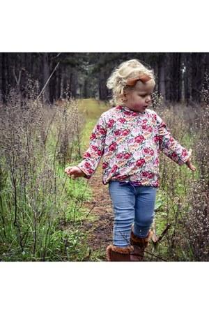 cotton Daisy & Moose jumper