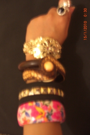 silver Mangdu accessories - gold SASS DIVA accessories - brown malioboro accesso