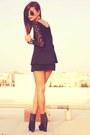 Black-oasapcom-dress