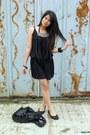 Fab-dress-parisian-bag-primadonna-flats-wagw-accessories