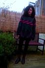 Brown-raffaele-venturini-shoes-black-generra-sweater