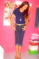 top - jeans - Figarliana Shubizz shoes