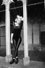 American-apparel-leggings-black-label-vintage-bodysuit