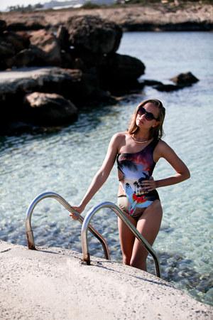 light purple River Island swimwear