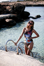 light purple River Island swimwear