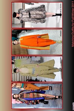 Sonia Rykiel suit - Missoni suit - Hermes suit - Oscar de la Renta suit