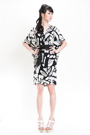 kimono Ragdoll dress