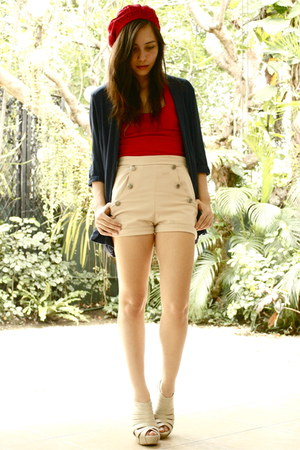 cotton on hat - Forever 21 shorts