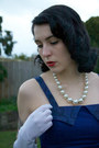 Black-thrifted-belt-navy-made-by-me-dress-white-dangerfield-necklace