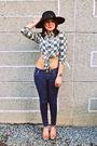 Poisonberry-blue-landmark-jeans-aldo-black-anagon