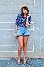 Love-vintage-vintage-levis-shorts-brown-aldo