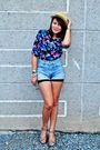 Love-vintage-vintage-levis-shorts-brown-aldo
