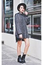 Black-chelsea-boots-black-porkie-pie-hat-charcoal-gray-oversized-sweater