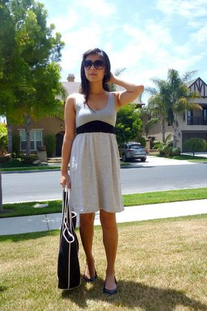 dress - Club Monaco accessories - Aldo shoes