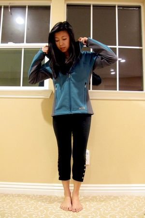 REI jacket - Purity tights