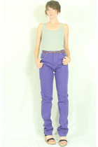 Target top - Wrangler jeans - Target shoes