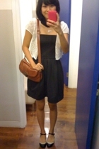 Mango dress - From HK - Ripcurl purse - aitee shoes