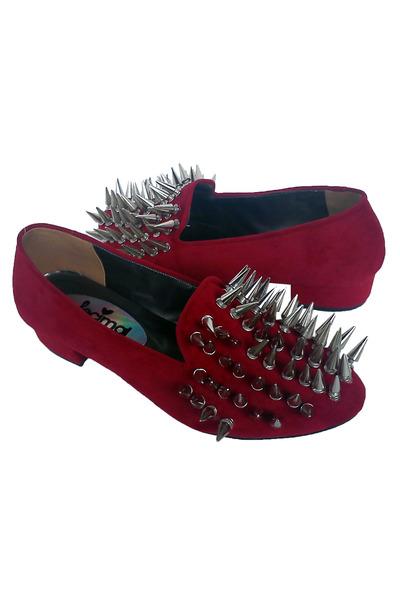 Decimal loafers