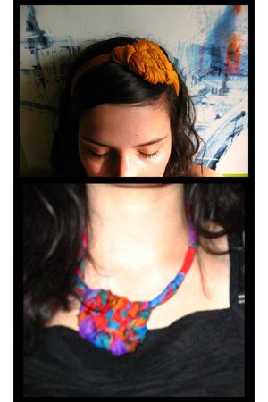 vintage scarf - vintage scarf