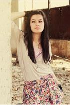 bloom Zara skirt