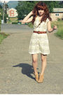 Yellow-free-people-dress-brown-kensiegirl-shoes