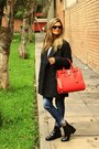 Zara-boots-mng-coat-zara-jeans-michelle-belau-bag