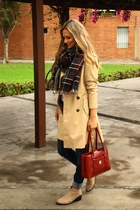 Basement jacket - Zara scarf