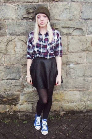River Island skirt - asos hat