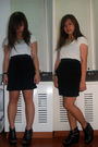 White-shirt-black-mango-skirt-black-virtual-mae-shoes-blue-aldo-accessorie
