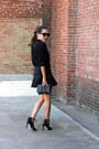 Black-forever-21-shirt-black-cat-eye-asos-sunglasses