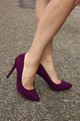 Urban-outfitters-dress-pirk-bcbg-purse-tucker-top-purple-dolce-vita-heels