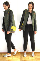 vera moda jacket - Bik Bok bag - light weigth GINA TRICOT pants