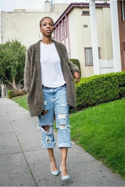 vintage from ebay cardigans boyfriend jeans levis jeans basic forever 21 tops i 39 m a unicorn. Black Bedroom Furniture Sets. Home Design Ideas