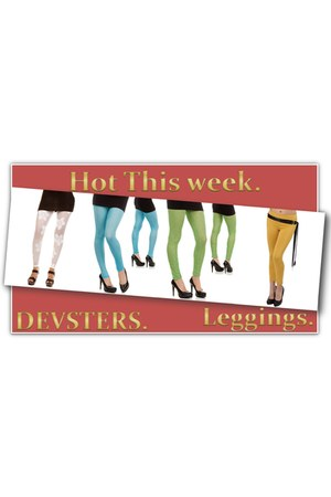 Devsters leggings