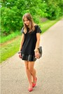 Zara-bag-heels-bracelet-skirt-top