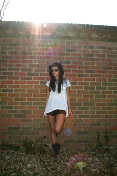Topshop Boots Austin Reed Hats Rag And Bone Shorts Wishes By Diamondsandpoison Chictopia