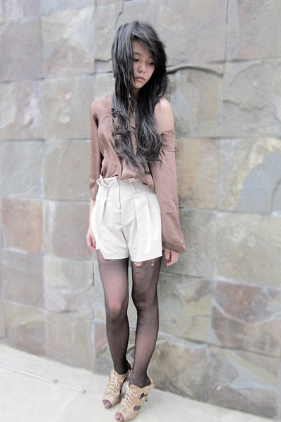 meiji heels - Forever21 accessories