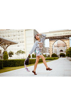 OASAP bag - OASAP jumper - H&M loafers
