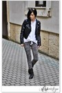 Dark-gray-leonardo-boots-black-leather-h-m-jacket