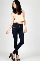 studded DIDD top - signature DIDD pants