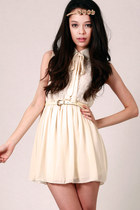 chiffon DIDD dress