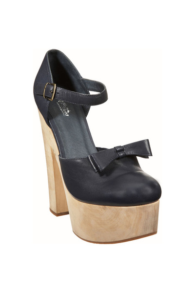 black mary janes Opening Ceremony shoes