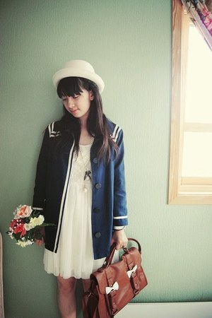 sailor H&M coat
