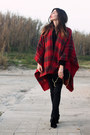 Red-zara-cape