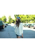 Uterque scarf - Zara blazer