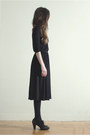 Kookai-boots-zara-shirt-asos-skirt