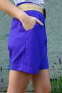 Vintage-shorts-franco-sarto-shoes-children-of-the-sun-top