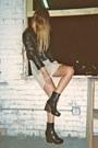Platform-vagabond-boots-mesh-isabel-marant-dress