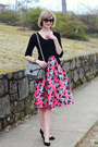 Heather-gray-shoulder-bag-loeffler-randall-bag-hot-pink-floral-asos-skirt